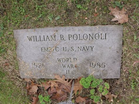 my family tree 187 william b polonoli february 17