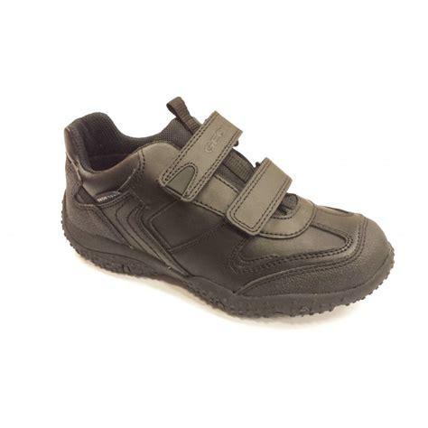 boys leather shoes j baltic wp a waterproof black leather boys shoe