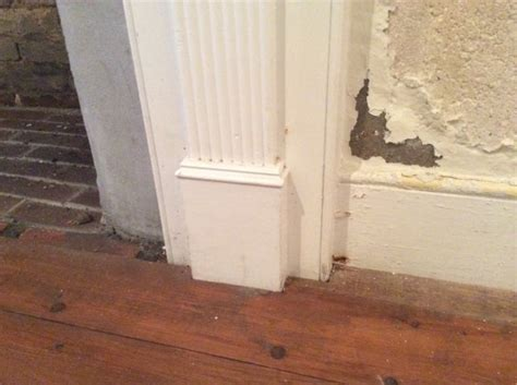 Fireplace Plinth by Historic Fireplace Mantel 104 Fort Mackinac The Of