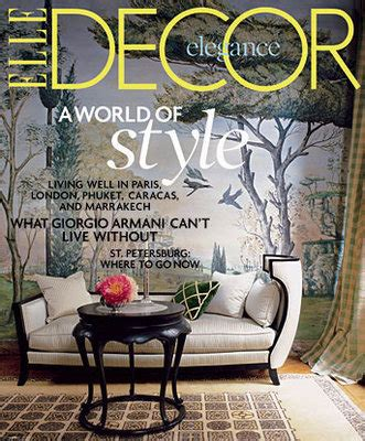 elle decor magazine subscription for 4 50 saving with tanga elle decor magazine subscription 4 50 southern