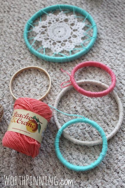 dreamcatcher how to worth pinning how to make a dreamcatcher