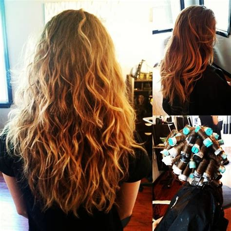 Perm Rods For Loose Beachy | 17 best ideas about loose curl perm on pinterest loose