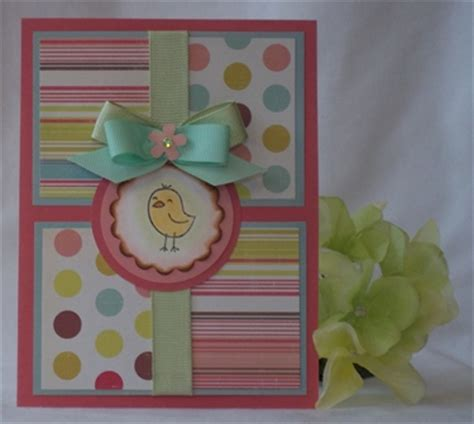 Handmade Easter Cards Ideas - handmade easter card and other pretty exles of handmade