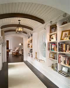 hallway bookshelves hallway decorating ideas for the present day home best of interior design