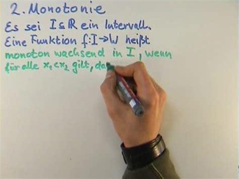 Was Bedeutet Monoton by Monotonie Einer Funktion 220 Bungen Arbeitsbl 228 Tter