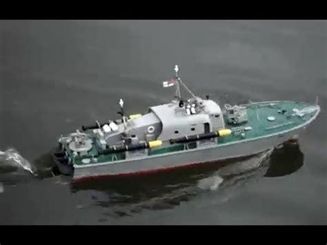 radio controlled mtb boats tamiya vosper perkasa rc converted scale torpedo boat
