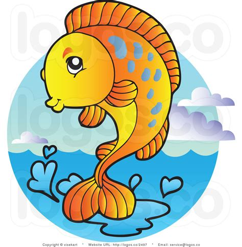 clipart pesce freshwater fish clipart 31