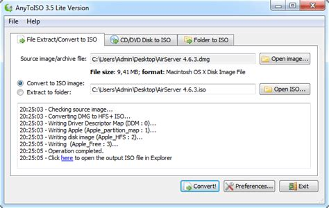 dvd format software windows xp top 5 softwares to convert any file or folder to iso