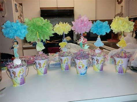 disney princesses centerpieces princess party decor