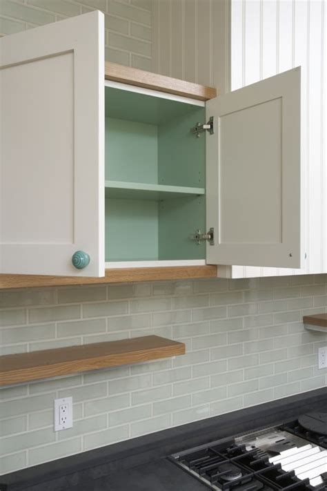 Paint Inside Kitchen Cabinets Color Inside Of Cabinets Home