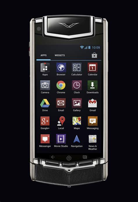 Vertu Offers A 9 600 Ti Smartphone Extravaganzi