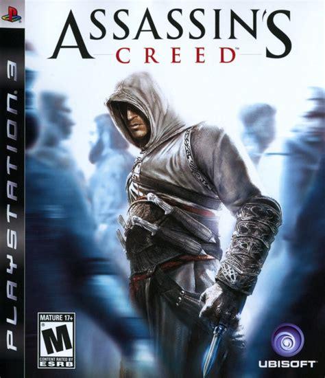 Ps3 Assassins Creed Ii Reg 3 Used Murah assassin s creed 2007 playstation 3 box cover