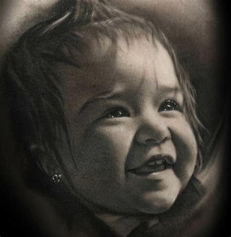 black and grey portrait tattoo techniques david vega certified artist