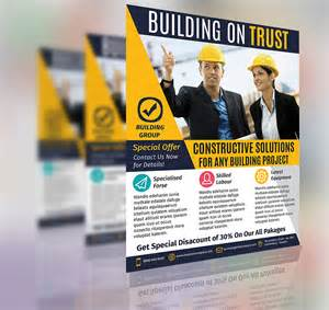 construction flyer templates free construction business flyer template vol 2 by aboanas dzn