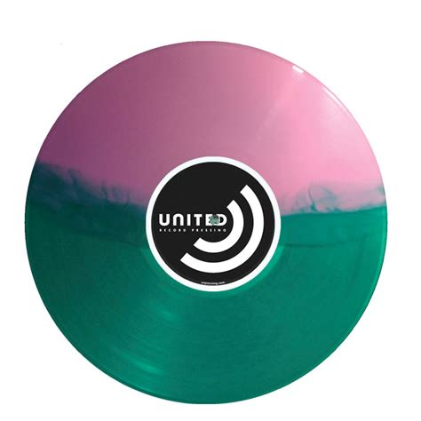 colored vinyl colored vinyl united record pressing