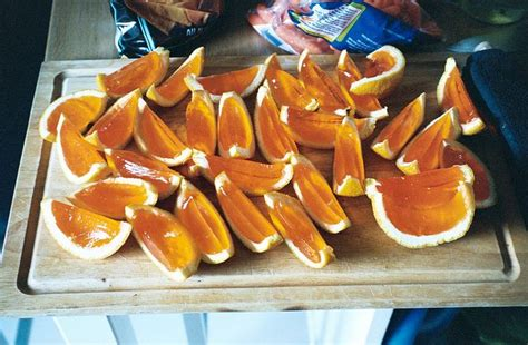 Great Orange Slicer Facklmann 2 best 25 jello orange slices ideas on