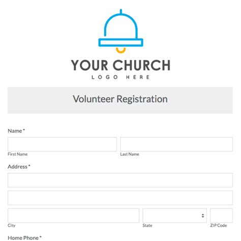 Good Background Check Forms For Churches #6: Fresh-form-templates-luxury-web-form-templates-customize-amp-use-now-concept-of-form-templates.jpg