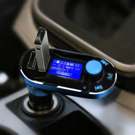 Sale Fm Modulator With Usb Aux Micro Sd Slot Sd Card Slot Multi bt66 car bluetooth free mp3 pl end 10 1 2018 2 12 pm