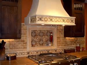 Backsplash Kitchen Design by The Kitchen Backsplash Combine Art With Functionality