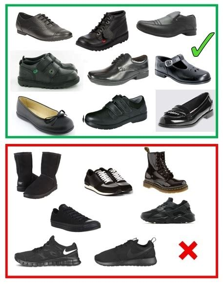 boat shoes yes or no school uniform graham james primary academy