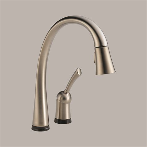 Delta Pilar Touch Faucet by 980t Ar Dst Soci