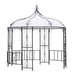 metall pavillon rund pavillon metall gartenpavillon pavillion burma 300cm rund