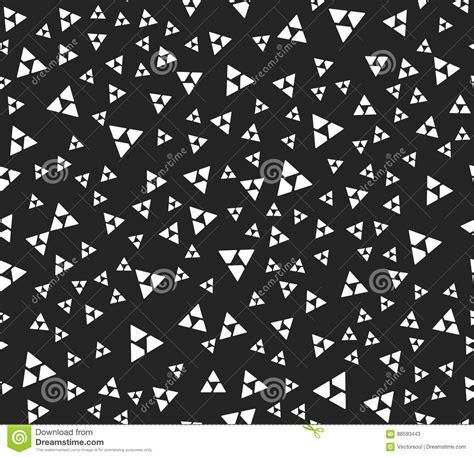 geometric pattern random seamless pattern with random segmented triangles