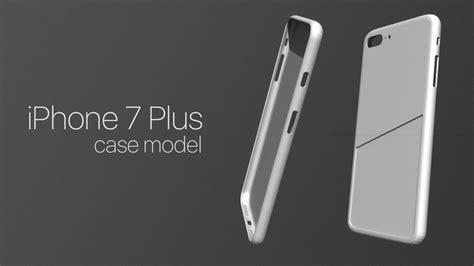 Casing Iphone 6 Plus Model Like Casing Iphone 7 3d printable model iphone 7 plus cgtrader