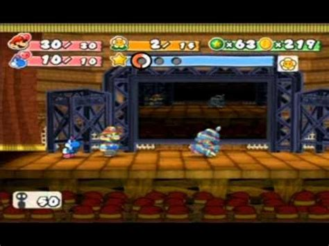 Paper Mario Thousand Year Door Walkthrough by Paper Mario The Thousand Year Door Walkthrough Part 39