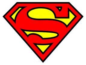 Superman Logo Template superman logos superman fan