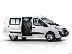 Fiat Cervan Fotos De Fiat Scudo Cargo Combi 2013