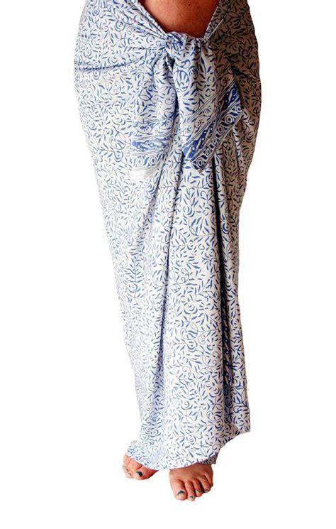 Dress Batik Light Blue light blue batik sarong s clothing