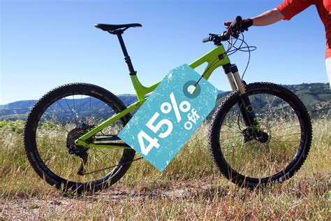 mountain bike new mountain bikes lose about 45 of their value after