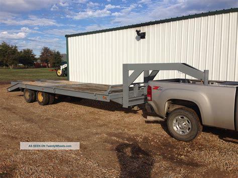 light duty gooseneck trailer heavy duty 25ft gooseneck