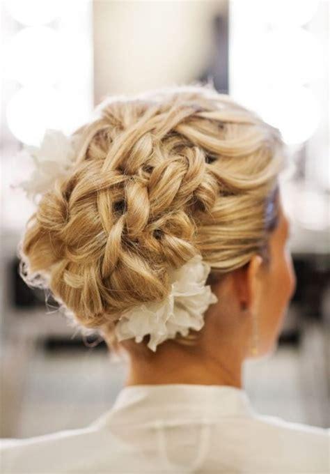 Updo For Wedding – Loose Bun   Hairstyles Weekly