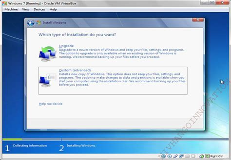 tutorial instal windows 7 virtualbox melasari tutorial install windows 7 di virtualbox