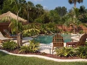 tropical backyard ideas 100 spectacular backyard swimming pool designs pictures