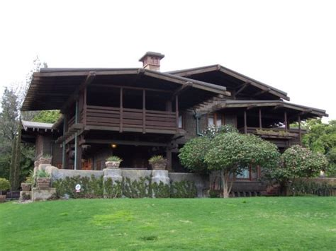 the gamble house in pasadena e architect