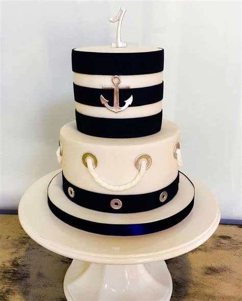Nautical Bridal Shower Cakes by 25 Best Ideas About Nautical Cake On Sailor
