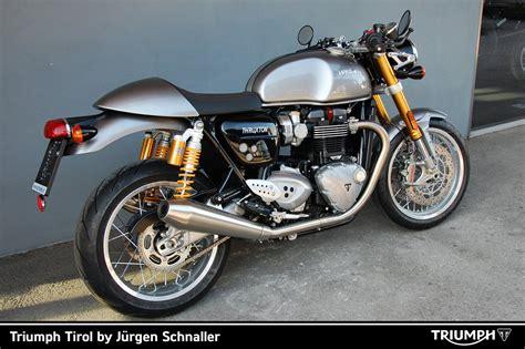 Triumph Motorrad H Ndler by Triumph Thruxton R