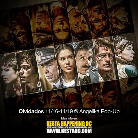 film pop up olvidados at angelika pop up kesta happening dc