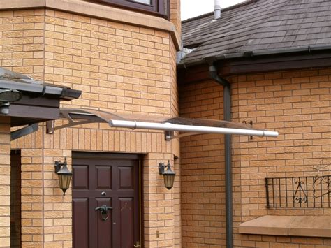 The Canopy Company Swish Range Of Ultra Stylish Door Canopies The Border