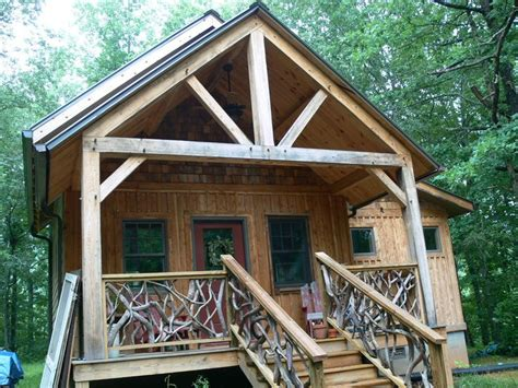 small timber frame homes small timber frame home living small pinterest