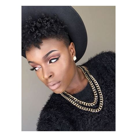 how to do a twa on medium length hair 35 best images about tapered twa on pinterest bantu knot