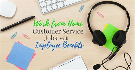 Work From Home Online Customer Service Jobs - 7 work from home customer service jobs with benefits work from home happiness