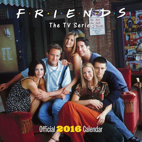 Calendar 2018 Tv Shows Friends Tv Series Calendars 2018 On Europosters