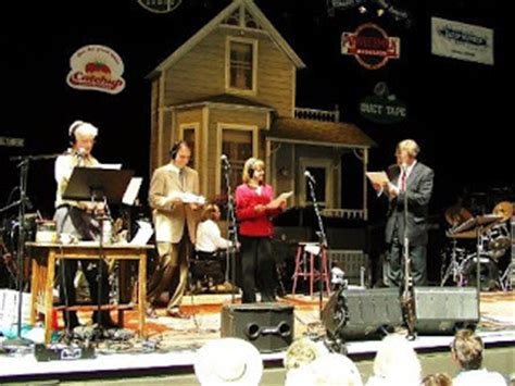 fried green tomatoes prairie home companion with musical