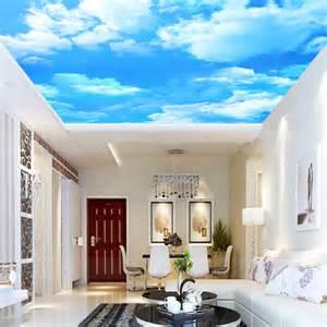 Cloud Stickers For Walls 27 ceiling wallpaper design and ideas inspirationseek com