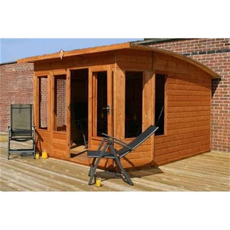 shedswarehouse oxford summerhouses installed 10ft x 10ft helios summerhouse 12mm tongue