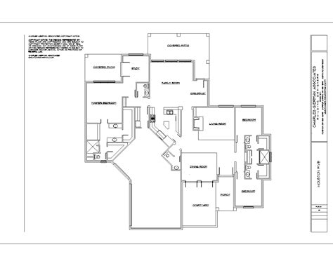 residential blueprints house plans and home designs free 187 archive